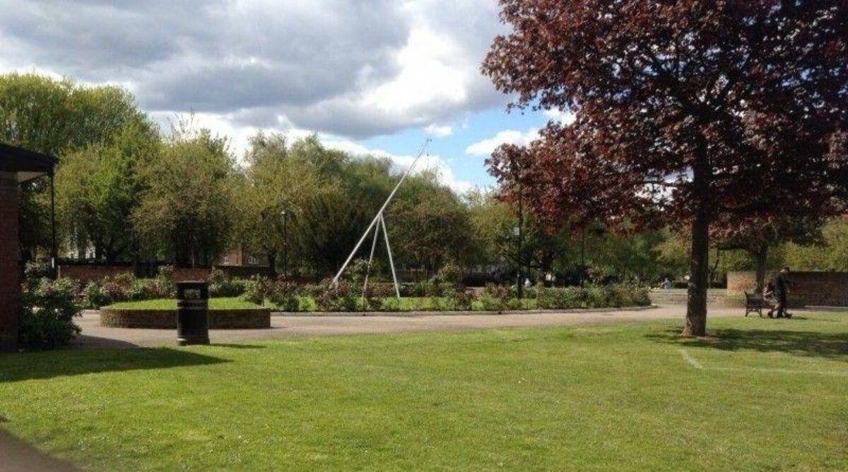 Haggerston Park, Hackney large photo 3
