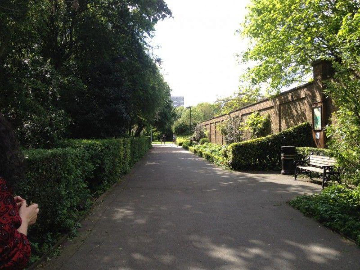 Haggerston Park, Hackney large photo 5