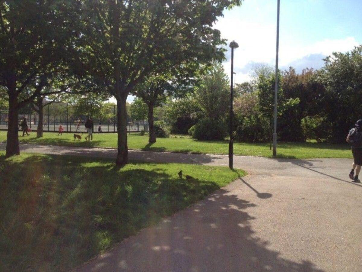 Haggerston Park, Hackney large photo 6