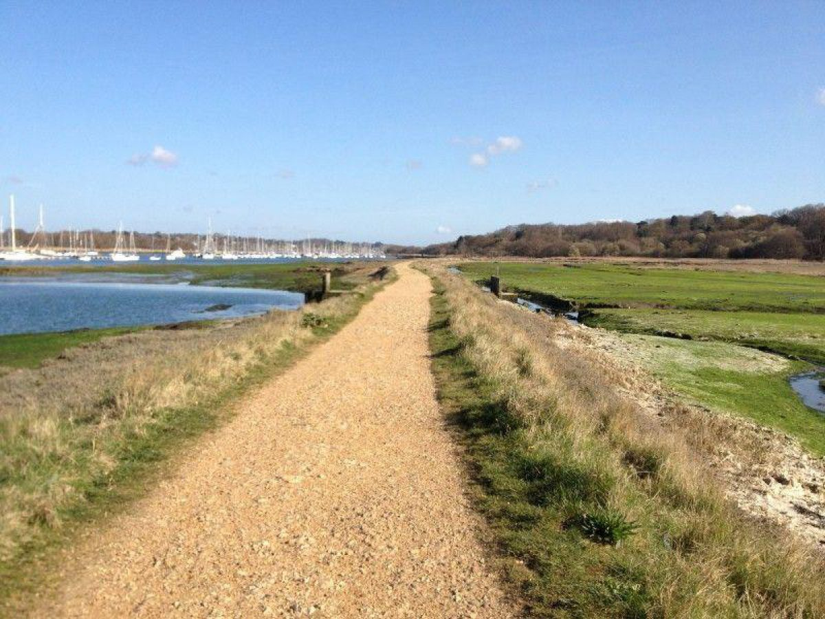 Hamble River (Warsash Side) large photo 5