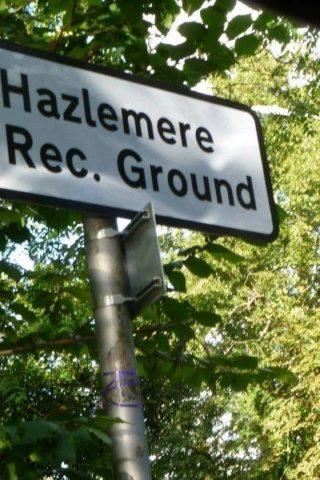 Dog walk at Hazelmere Recreation Grounds photo