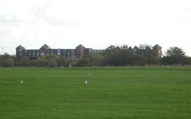 Heron's Reach Nature Trail Dog walk in Lancashire