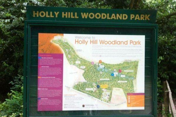 Holly Hill, Sarisbury Greenphoto