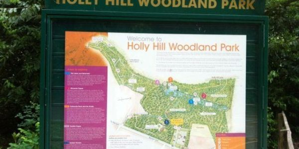 Holly Hill, Sarisbury Green