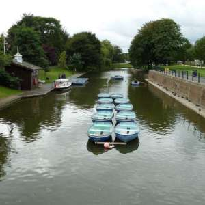 Hythe Canal
