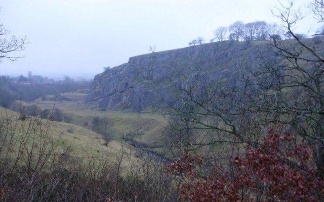 Ingleton Waterfalls Trail Dog walk in Yorkshire (North)