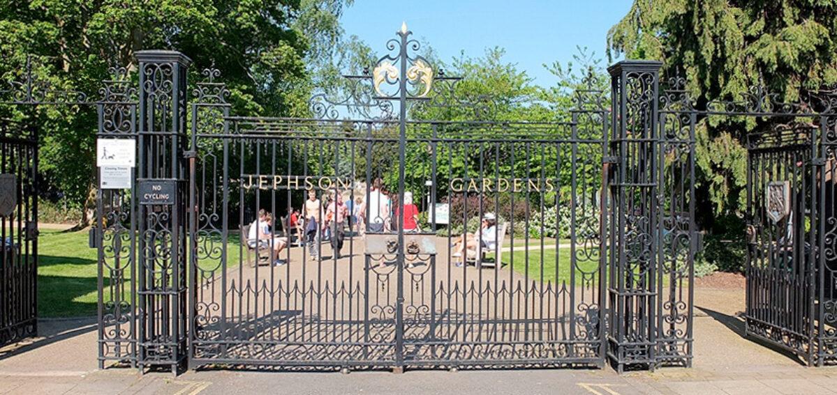Jephson Gardens large photo 4