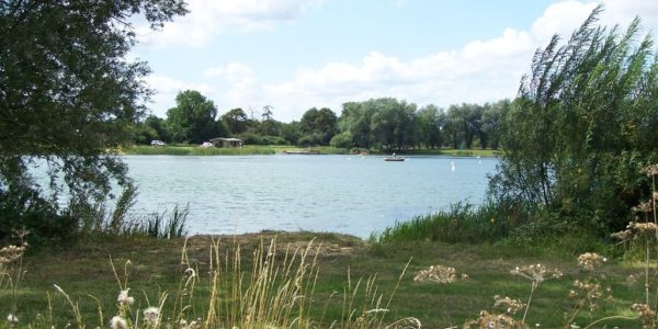 Kinewell Lake, Ringstead