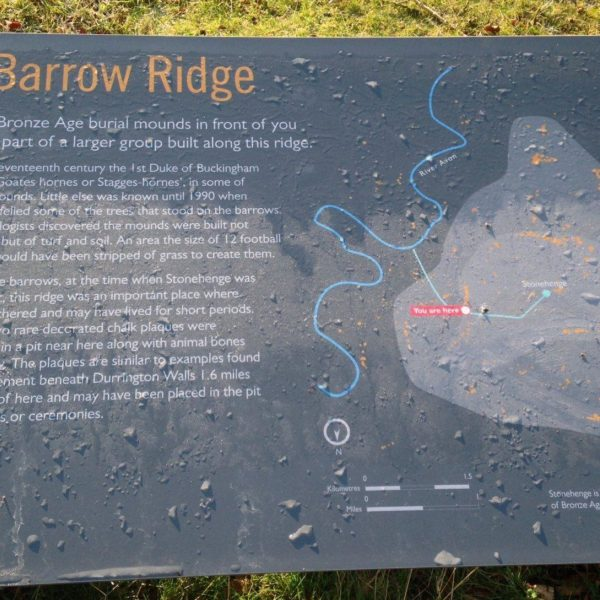 King Barrow Ridge - Stonehenge - Carcus Walk photo 9
