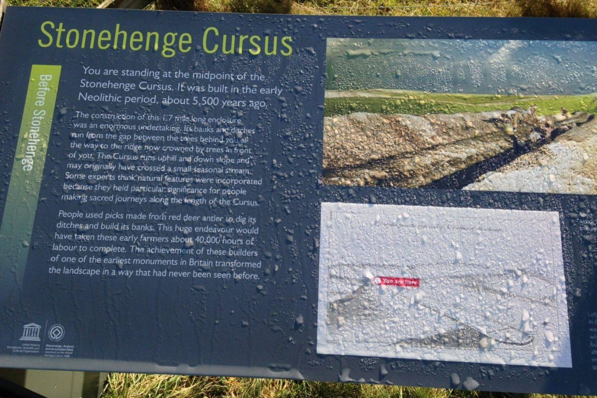 King Barrow Ridge - Stonehenge - Carcus Walk large photo 15