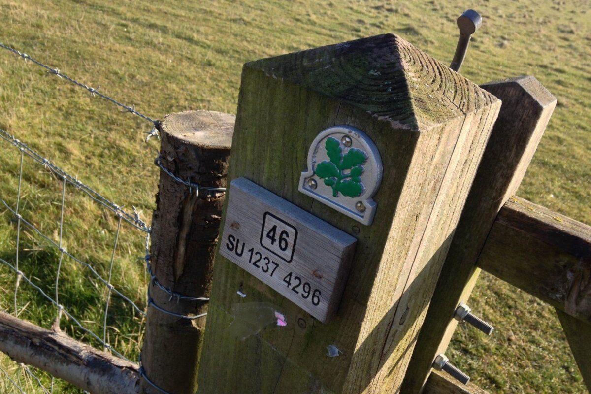 King Barrow Ridge - Stonehenge - Carcus Walk large photo 16