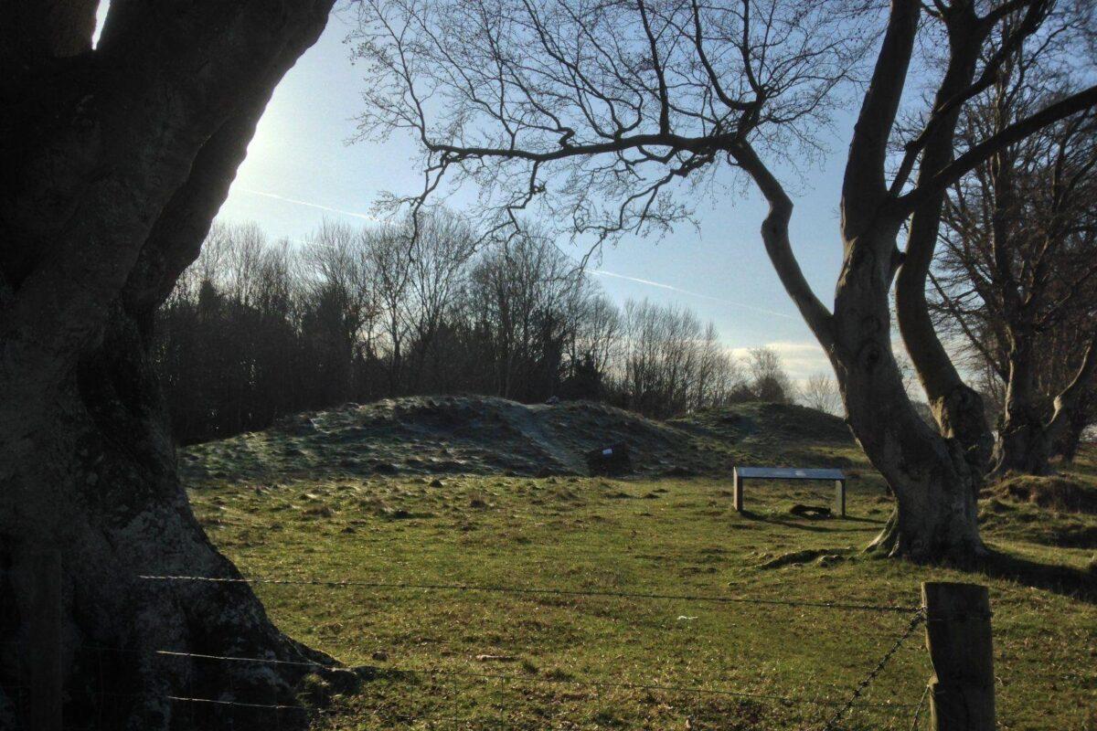 King Barrow Ridge - Stonehenge - Carcus Walk large photo 8