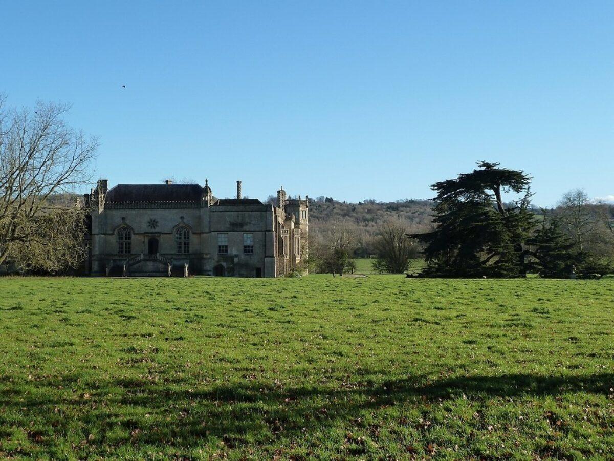 Lacock Abbey large photo 1