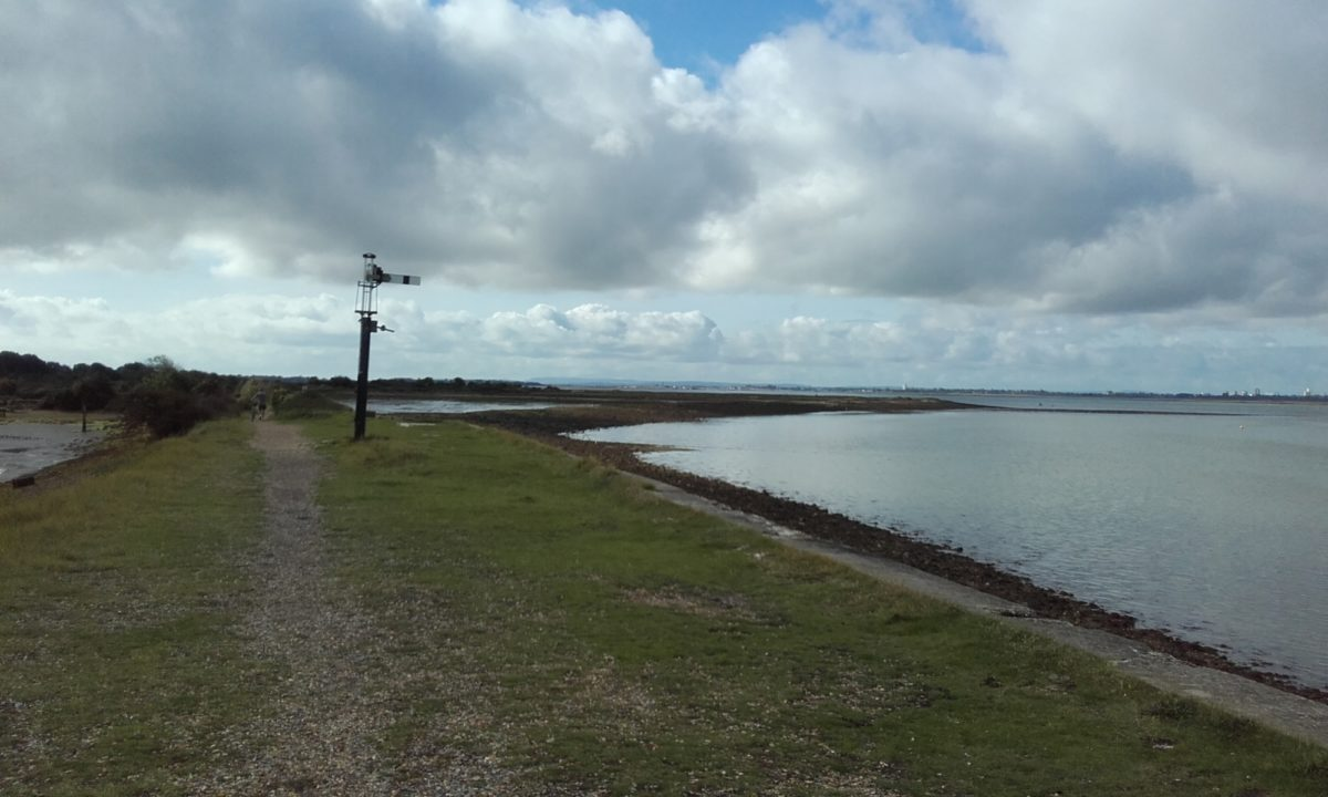 Langstone Harbour and Hayling Island large photo 6