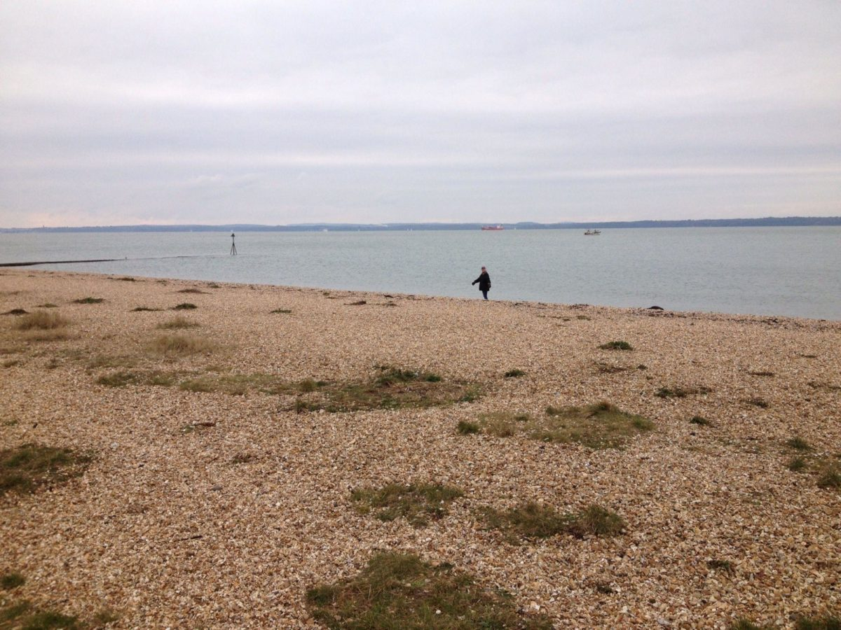 Lee On The Solent Beach large photo 5