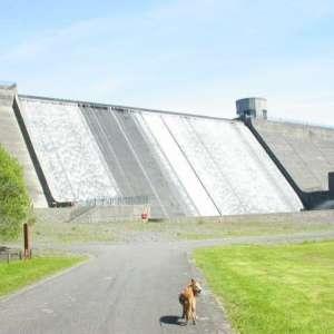 Llys-y-fran Reservoir