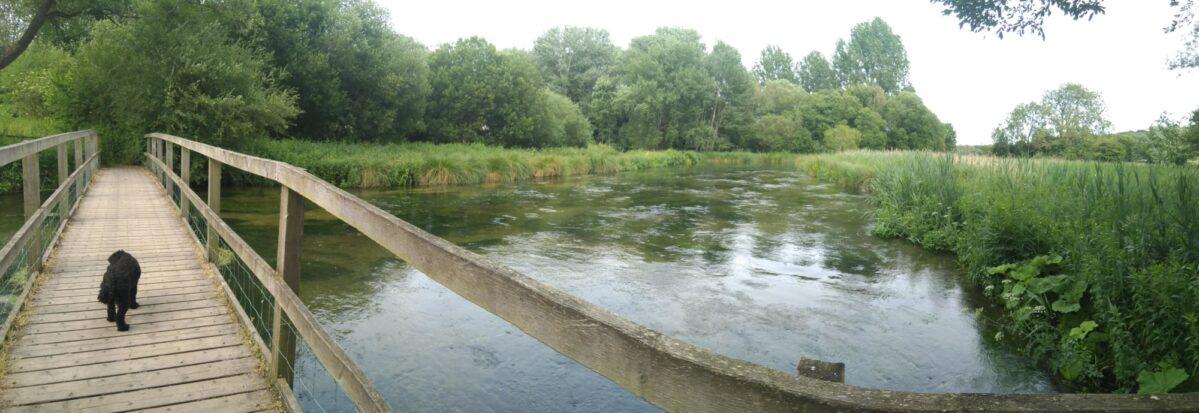 Martyr Worthy River Walk large photo 3