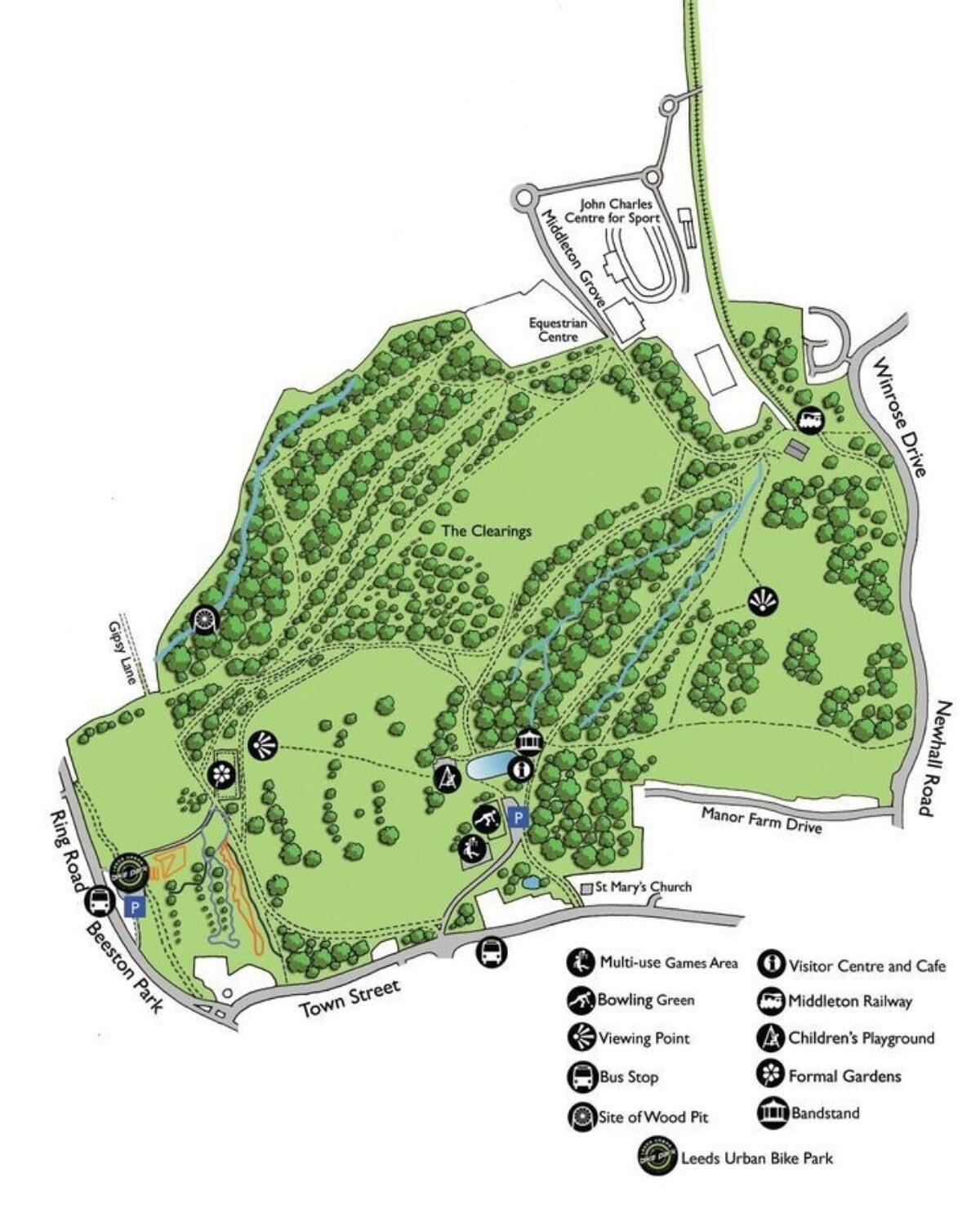 Middleton Park large photo 2