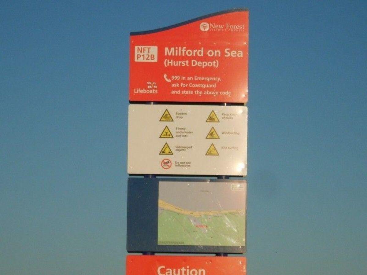 Milford On Sea large photo 2