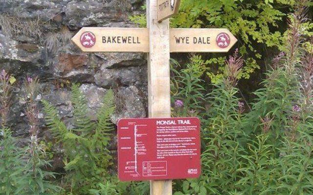 Monsal Trail Dog walk in Derbyshire