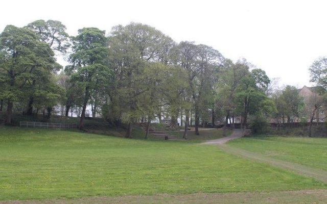 Myrtle Park, Bingley Dog walk in Yorkshire (West)