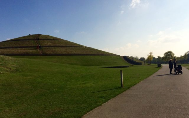 Northala Fields Park Dog walk in Middlesex