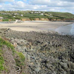 Perranuthnoe Beach, Cornwall