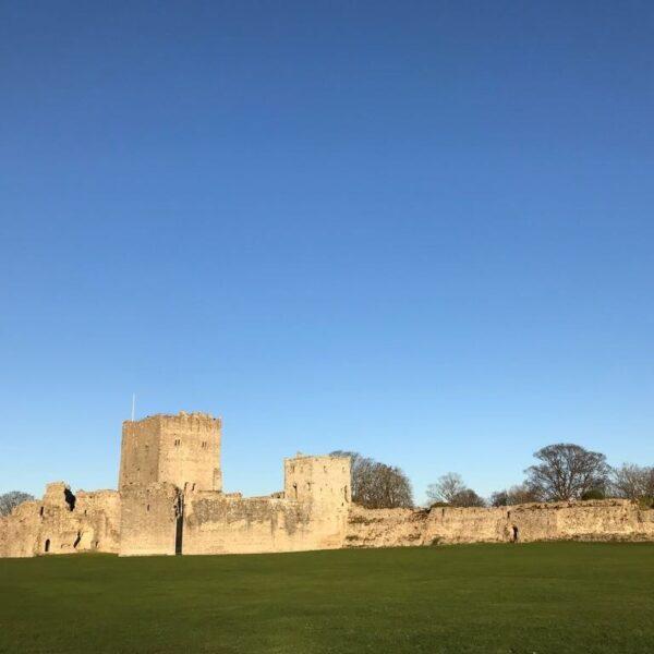 Portchester Castle photo 1