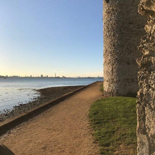 Portchester Castle photo 2