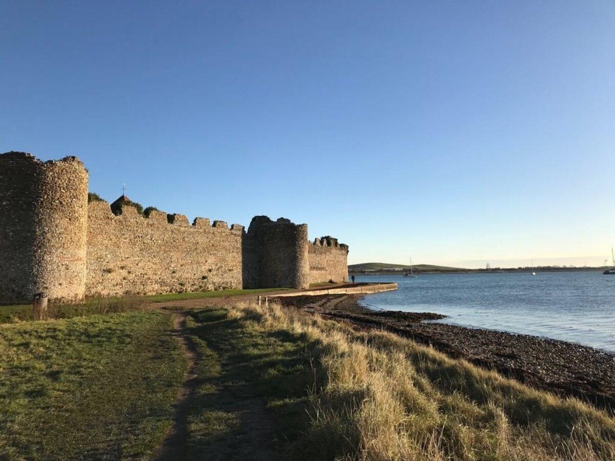 Portchester Castle large photo 3