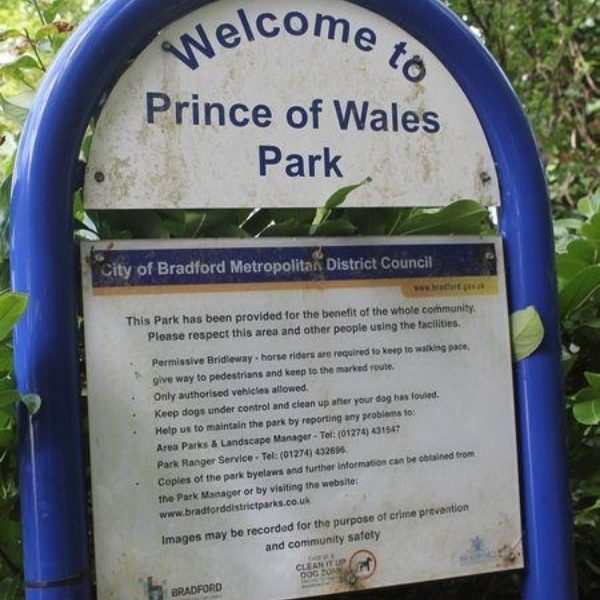 Prince Of Wales Park, Bingley photo 1
