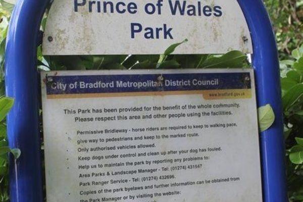 Prince Of Wales Park, Bingleyphoto