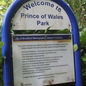 Prince Of Wales Park, Bingley