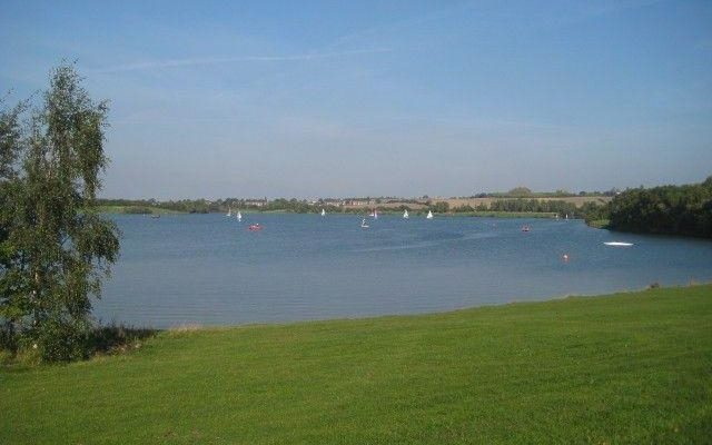 Pugneys Country Park Dog walk in Yorkshire (West)