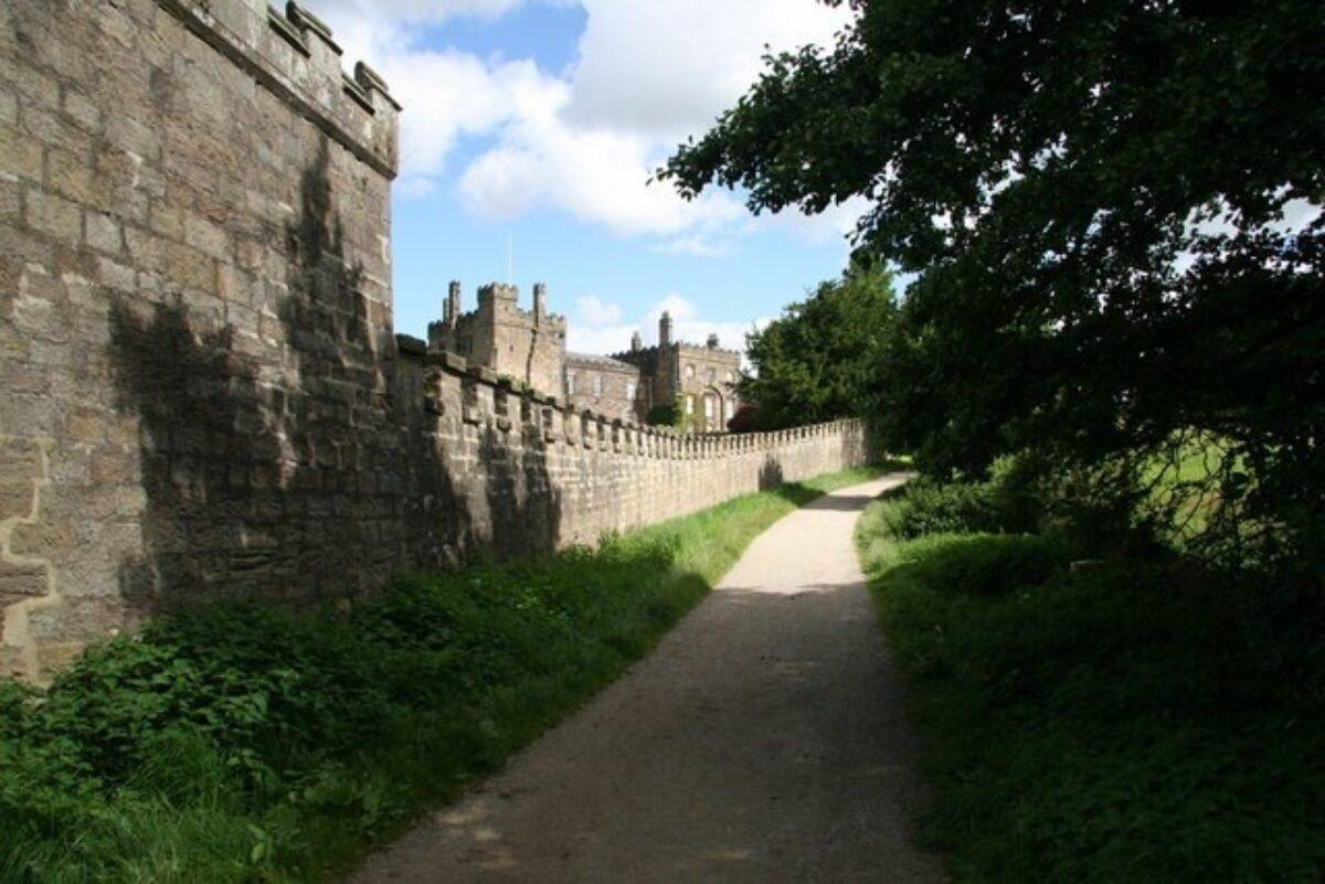 Ripley Castle Dog Walk large photo 3