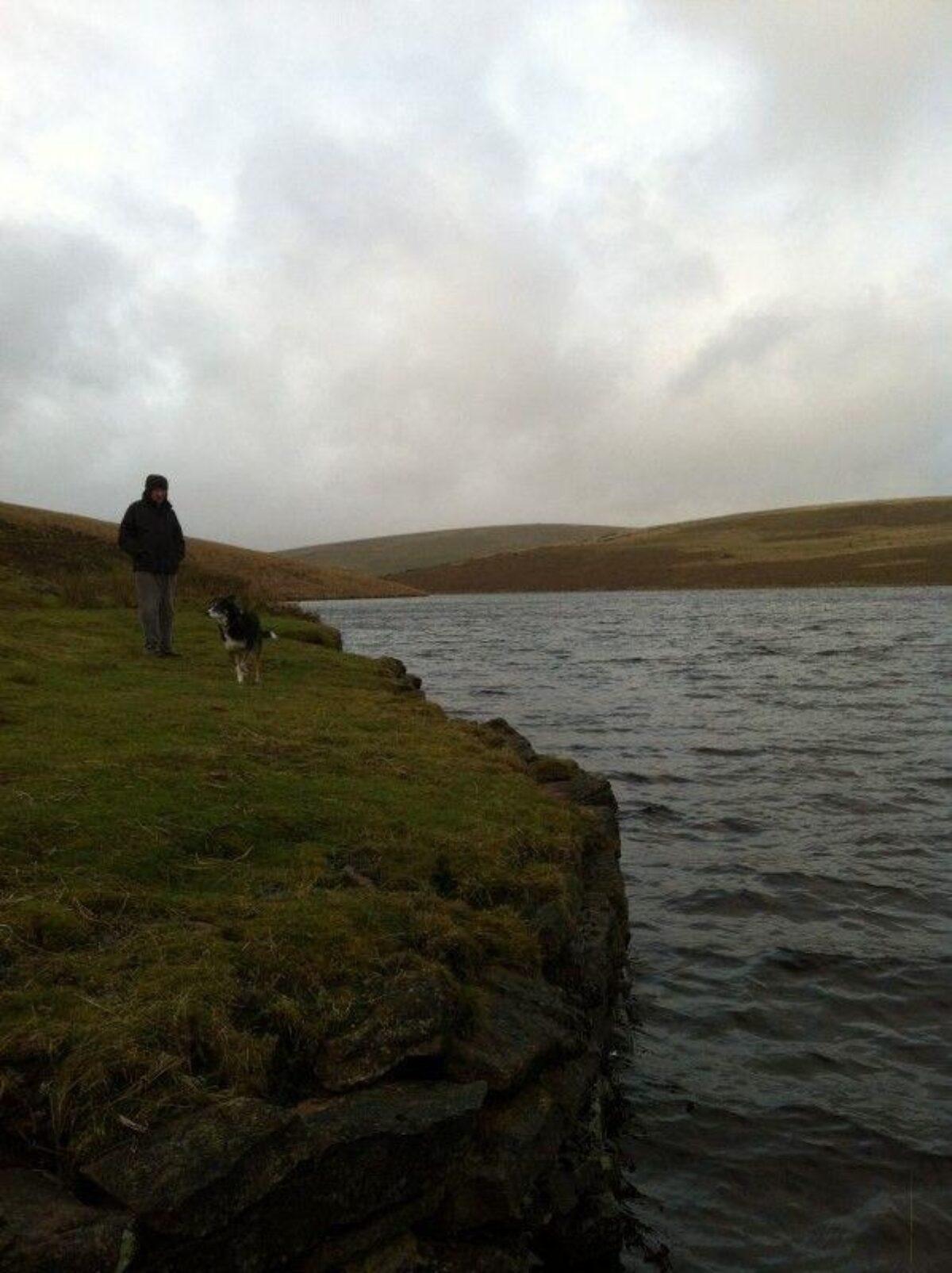 River Avon Dam, Dartmoor large photo 1