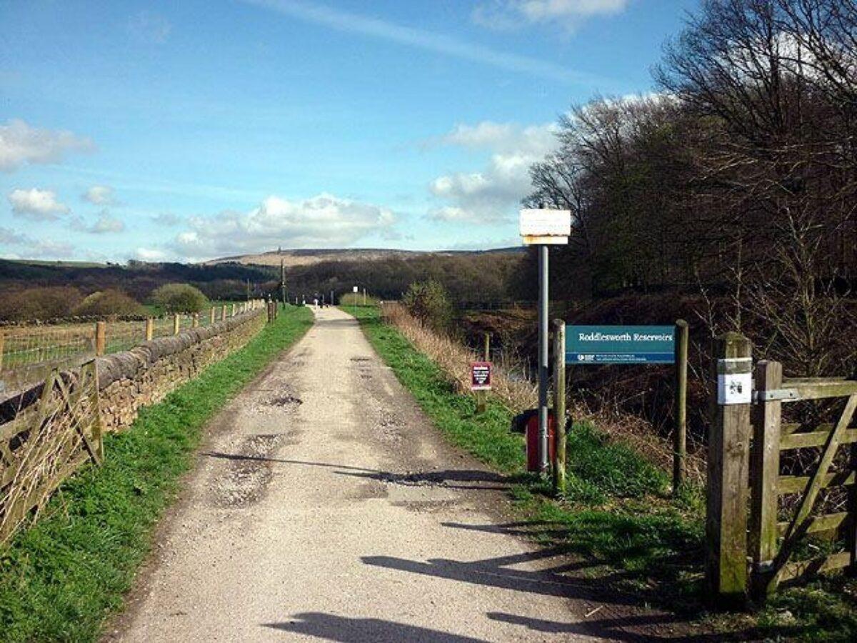 Roddlesworth Reservoirs And Tockholes Plantation large photo 5