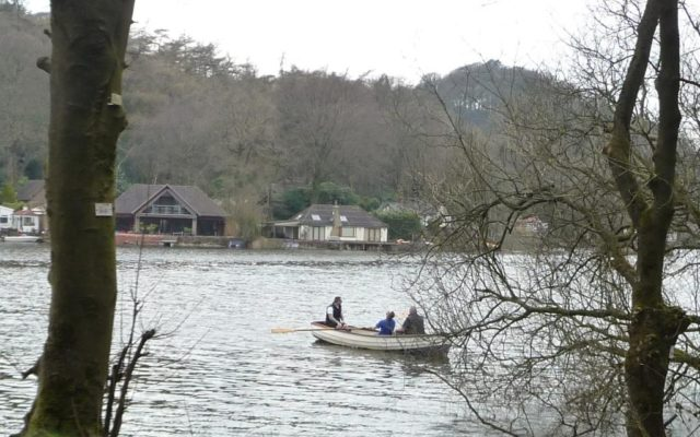Rudyard Lake Dog walk in Staffordshire