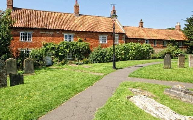 Ruskington, Leasingham Lane Dog walk in Lincolnshire