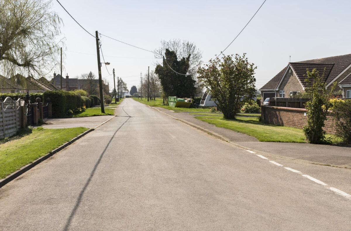 Ruskington, Leasingham Lane large photo 2