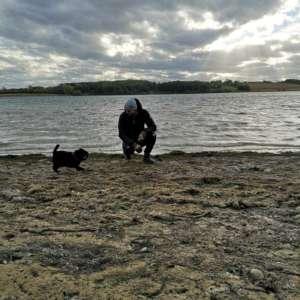 Rutland Water Reservoir