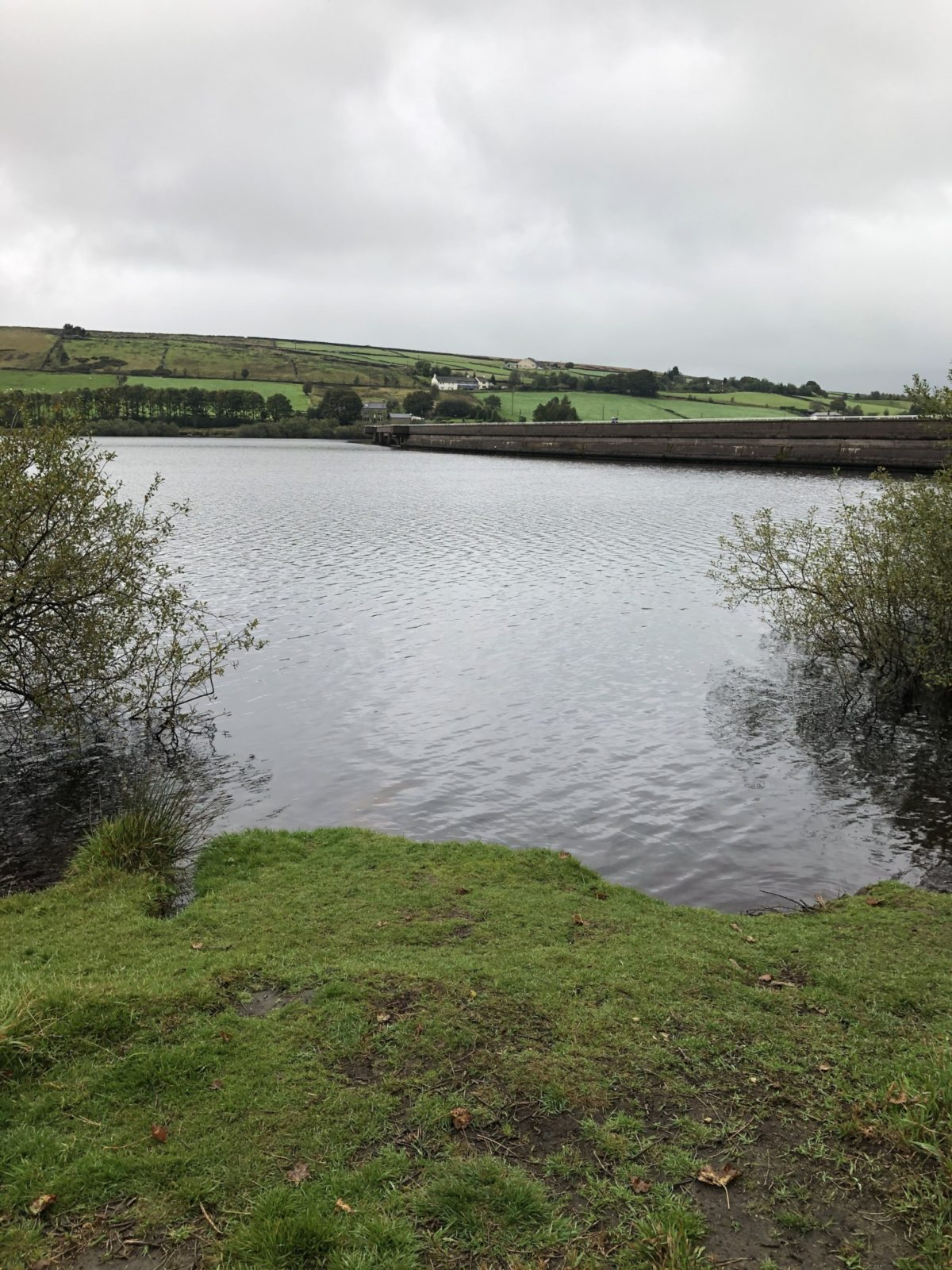 Ryburn Reservoir large photo 1