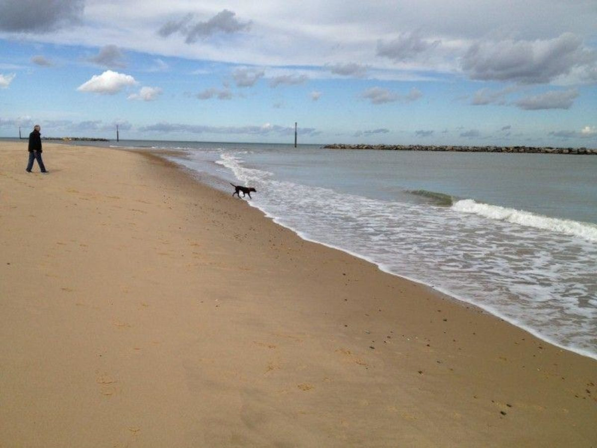 Sea Palling Beach large photo 3