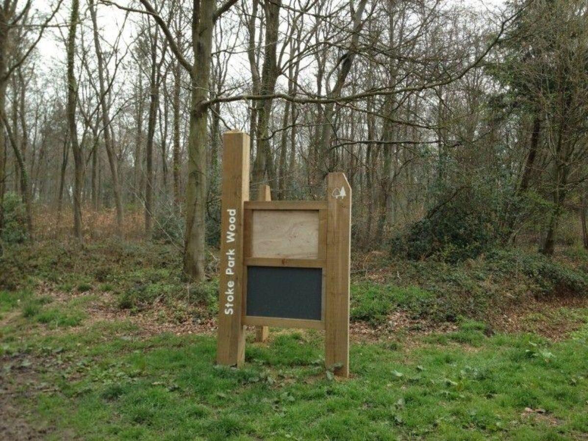 Stoke Park Wood large photo 5
