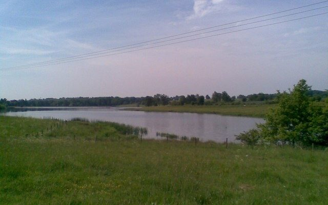 Sywell Country Park Dog walk in Northamptonshire