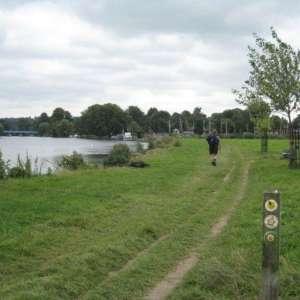Thames Path - Cookham