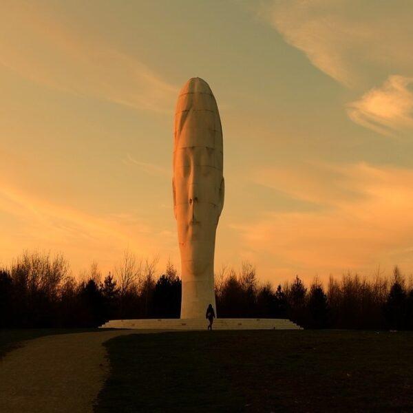 The Dream Sculpture, Sutton Manor Woodland photo 1