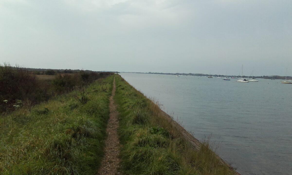 Thorney Island Shoreline Walk large photo 1
