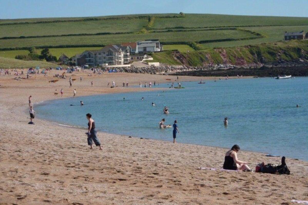 Thurlestone Beach large photo 1