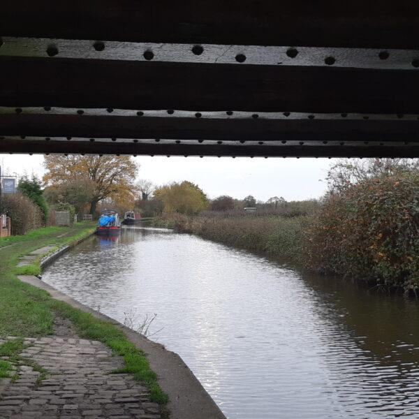 Trent & Mersey Canal Path (Burton) photo 1